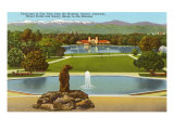 City Park, Denver, Colorado Poster