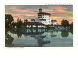 Broadmoor Hotel, Colorado Springs, Colorado Print