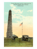 Groton Monument, Groton, Connecticut Poster