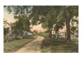 Saybrook Park, Connecticut Poster