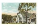 Adventist Church, Danbury, Connecticut Print