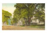 Main Street, Saybrook, Connecticut Posters