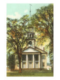 Congregational Church, Guilford, Connecticut Print