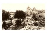 San Carlos Mission, Carmel, California Print