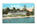 Yacht Club, Stamford, Connecticut Posters