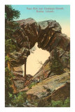 Royal Arch, Boulder, Colorado Posters