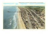 Hermosa Beach, California Print