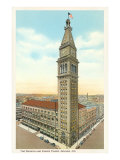 Daniels and Fisher Tower, Denver, Colorado Poster