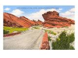 Red Rocks Park, Colorado Posters