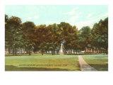 Park, Guilford,  Connecticut Poster