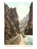 Royal Gorge, Colorado Poster