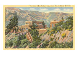 Zane Grey Residence, Catalina, California Print