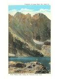 Longs Peak, Chasm Lake, Colorado Posters