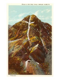 Mount Holy Cross, Colorado Giclée-Premiumdruck