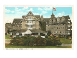 Edgewood Inn, Greenwich, Connecticut Print