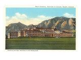 University of Colorado, Boulder Poster