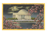 Jefferson Memorial, Washington D.C. Posters