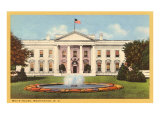White House, Washington D.C. Print