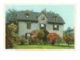 Harriet Beecher Stowe House, Hartford, Connecticut Posters