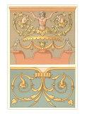 Arte decorativa rinascimentale Poster