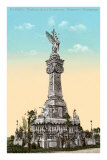 Firemen&#39;s Monument, Havana, Cuba Posters