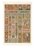 Renaissance Decorative Arts Posters