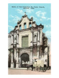 San Francisco de Paula Church, Havana, Cuba Posters