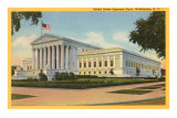 Supreme Court, Washington D.C. Posters