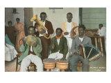 Rhumba Band, Cuba Pósters