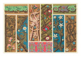 Multiple Panels, Decorative Arts Posters