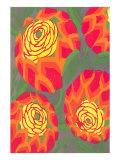 Flowers, Decorative Arts Posters