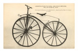 Velocipede, 1906 Photo