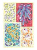 Four-Part Decorative Arts Posters