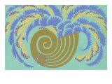 Snail Shell, Decorative Arts Poster