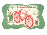 Listen to Schwinn Talking Bike Poster