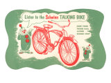 Listen to Schwinn Talking Bike Posters