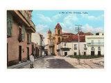 Bit of Old Havana, Cuba Poster