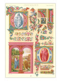 Renaissance Decorative Arts Posters