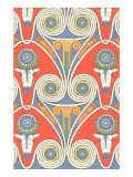 Egyptian Decorative Arts Print