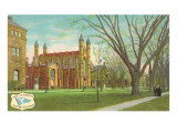 Yale University, New Haven, Connecticut Print