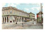 Prado Promenade, Havana, Cuba Poster