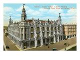Opera House, Havana, Cuba Posters