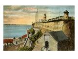 Morro Castle, Havana, Cuba Print