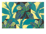 Leaves, Decorative Arts Print