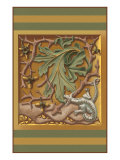 Basilisk, Decorative Arts Poster