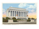 Lincoln Memorial, Washington D.C. Posters