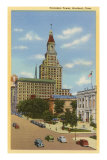 Travelers Tower, Hartford, Connecticut Posters
