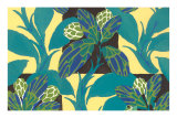 Leaves, Decorative Arts Prints