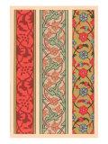Art Nouveau: artes decorativas Póster