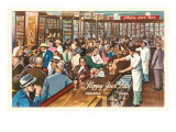 Sloppy Joe's Bar, Havana, Cuba Print